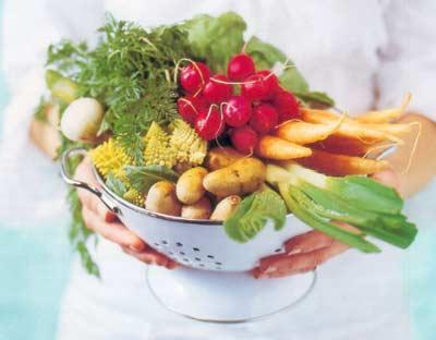 Cours de Cuisine Energétique Thérapeutique legumes-croquants